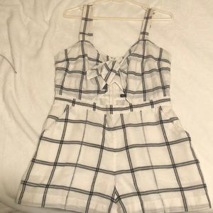 Abercrombie and Fitch Romper
